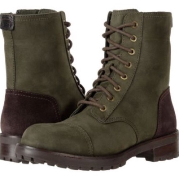 6cc9fd723 UGG Shoes | New Kilmer Slate Urban Leather Boots Az 6 | Poshmark